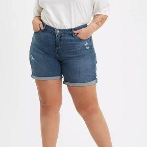 NWT Levi's Classic Shorts Size 22W